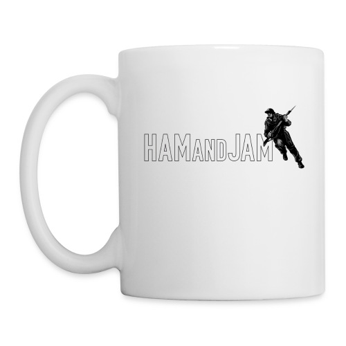 HAM and JAM MUG-Multiple User Goblet (Cup'o'tea?) - Mug