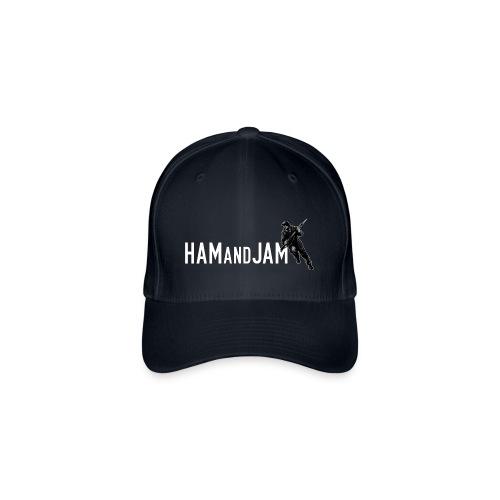 HAM and JAM SD-Shade Device. - Flexfit Baseball Cap