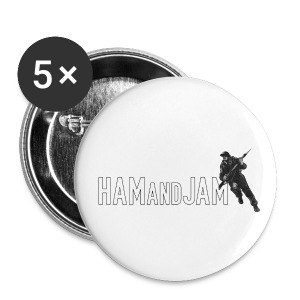 HAM and JAM BSD-Button Support Device - Buttons medium 32 mm