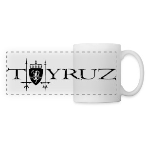 Thyruz-Cup with logo Norge - Panoramic Mug