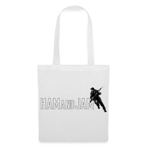 HAM and JAM MCU-Multiple Carry Unit - Tote Bag
