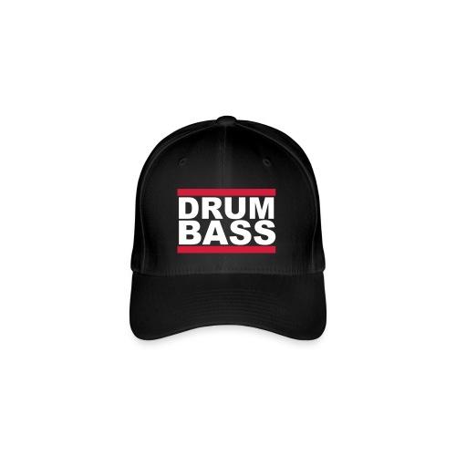 Drum'n'Bass - Flexfit Baseballkappe