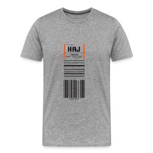 Flughafen Hannover HAJ - Männer T-Shirt - Männer Premium T-Shirt