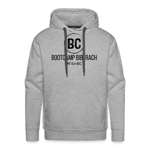 Bootcamp Biberach Pulli - Männer Premium Hoodie