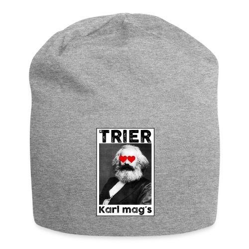 Trier Karl Marx mags Mütze - Jersey-Beanie