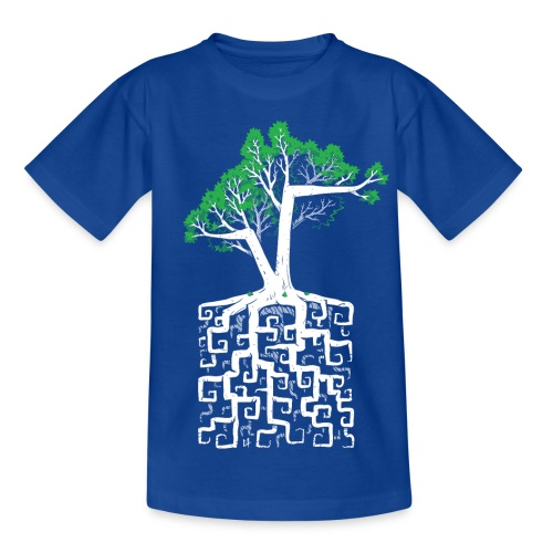 Square Root - Racine Carrée - Kids' T-Shirt