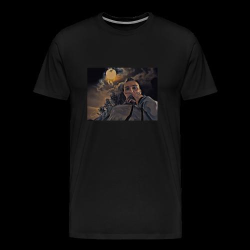 MD Moon - Männer Premium T-Shirt