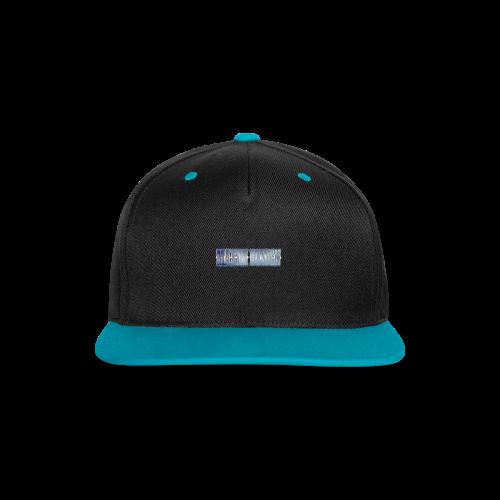 MD High Class - Kontrast Snapback Cap