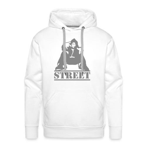 BaBa StreeT - Hoodie - Herre Premium hættetrøje