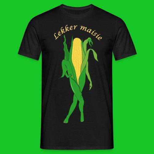 Lekker Maisie heren t-shirt - Mannen T-shirt