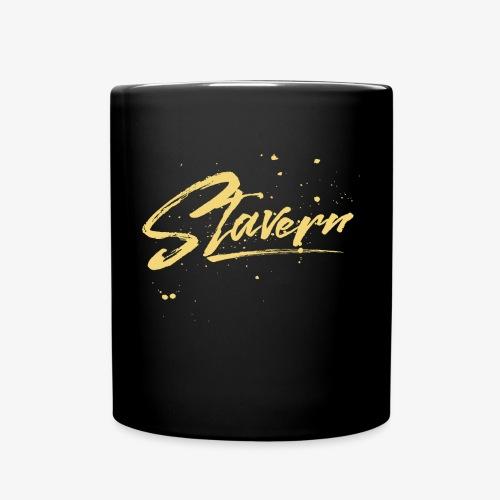 Stavern koppen 2018 - Ensfarget kopp