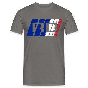 Retro French - Men's T-Shirt