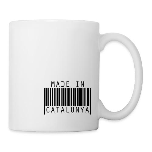 made in catalunya - Taza