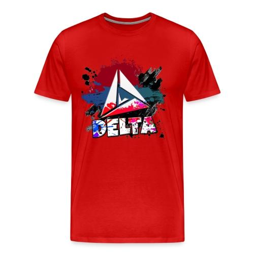 T-Shirt Splash Mixte - T-shirt Premium Homme