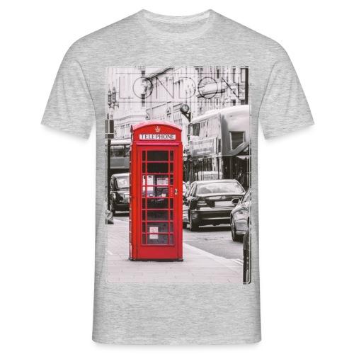 London T-Shirts - Männer T-Shirt