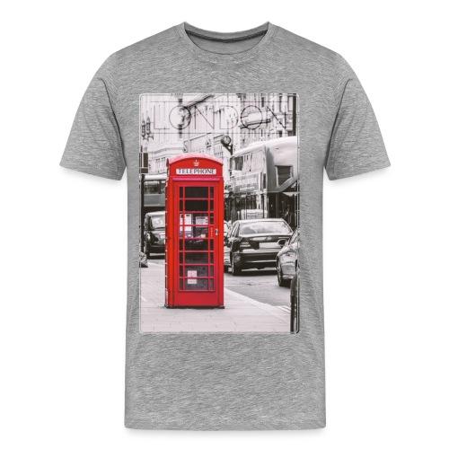 London T-Shirts - Männer Premium T-Shirt