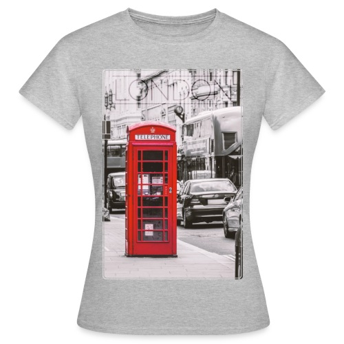 London T-Shirts - Frauen T-Shirt