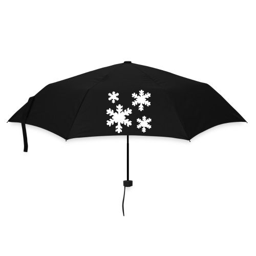 NIEVE - Paraguas plegable