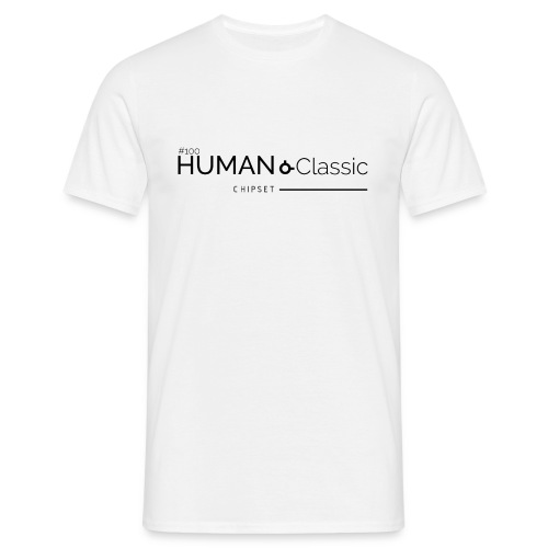 Human Classic Chipset #100 - T-shirt Homme