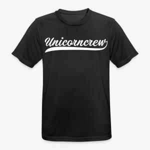 Sportshirt classic - Männer T-Shirt atmungsaktiv