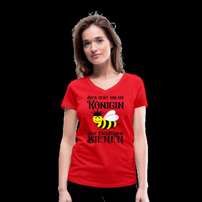 Danke Sagen Fleißige Biene Königin Spruch T-Shirts