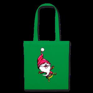 cloth bag santa claus - Stoffbeutel