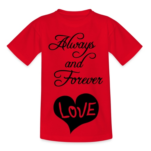 forever - Teenage T-Shirt