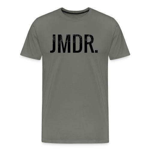 JMDR Official grijs/zwart - Mannen Premium T-shirt