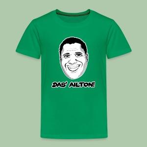Das' Ailton Kinder Premium T-Shirt - freie Farbwahl - Kinder Premium T-Shirt