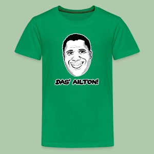 Das' Ailton Teenager Premium T-Shirt - freie Farbwahl - Teenager Premium T-Shirt