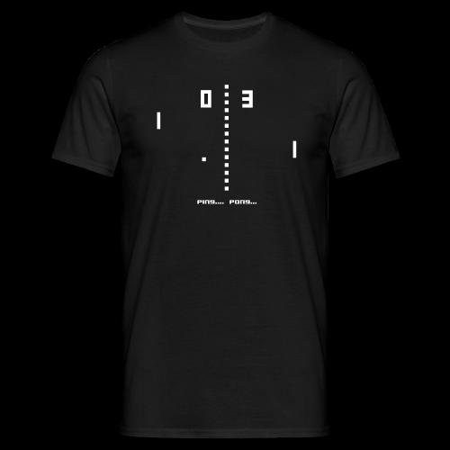 T-shirt, Pong! - Maglietta da uomo