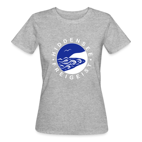 Hiddensee Frauen Bio-T-Shirt - Frauen Bio-T-Shirt
