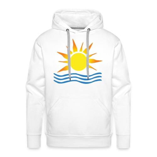 Sunset Surf - Men's Premium Hoodie