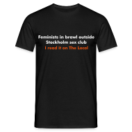 T-Shirts ~ Men's T-Shirt ~ Product number 11913992