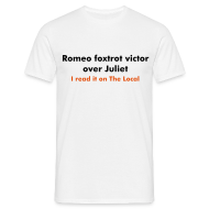 T-Shirts ~ Men's T-Shirt ~ Product number 11913969