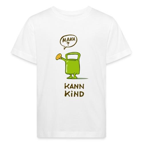 Kann-Kind - Kinder Bio-T-Shirt