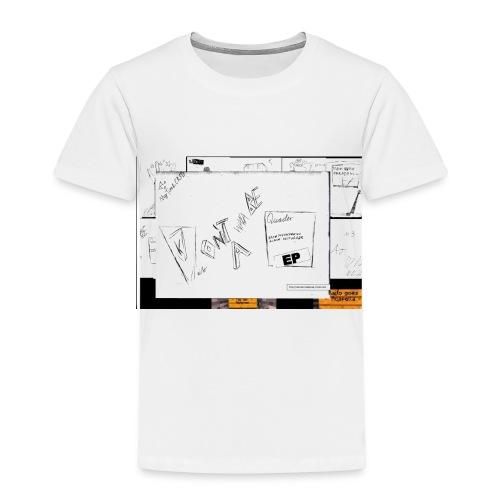 Don't wanna be a Quader Kinder Shirt - Kinder Premium T-Shirt