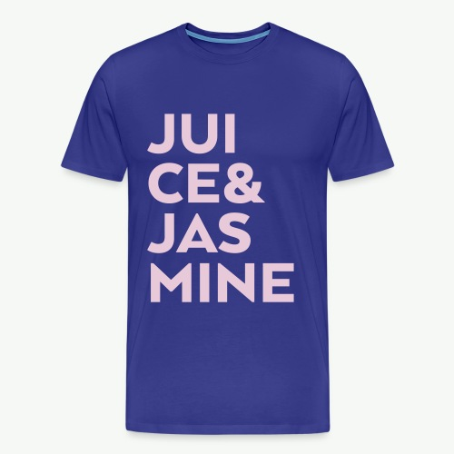 Juice & Jasmine - Men's Premium T-Shirt