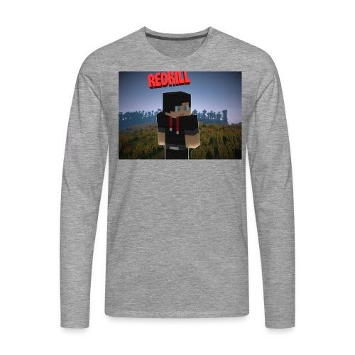 Redkill Profilbild - Männer Premium Langarmshirt