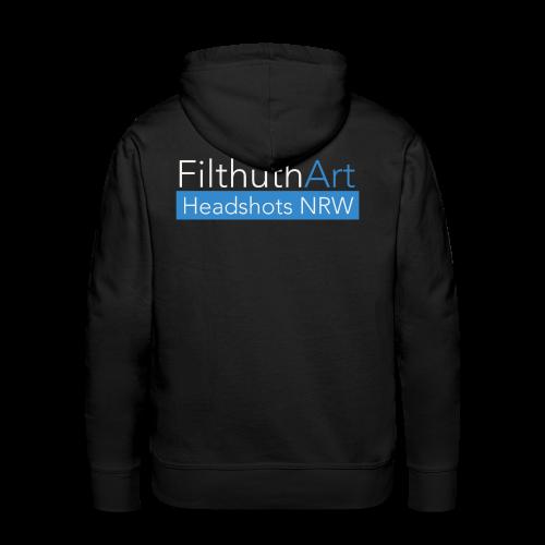FilthuthArt Hoodie Dark - Männer Premium Hoodie