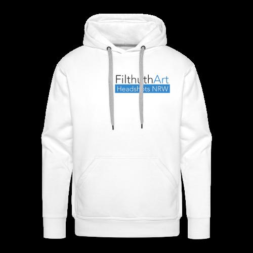 FilthuthArt Hoodie Light - Männer Premium Hoodie