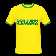 T-Shirts ~ Men's Ringer Shirt ~ Ooh Ahh Kamara