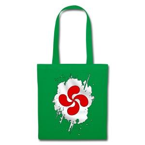 Croix Basque design - Tote Bag