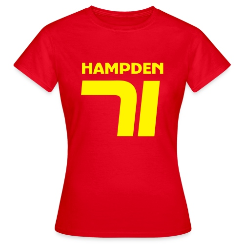 Hampden 71 - Women's T-Shirt