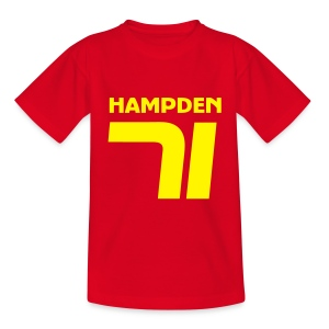 Hampden 71 - Teenage T-shirt