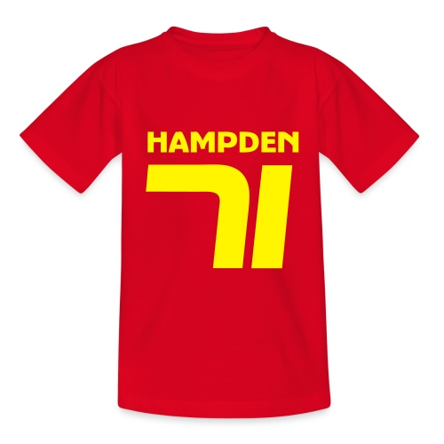 Hampden 71 - Teenage T-shirt