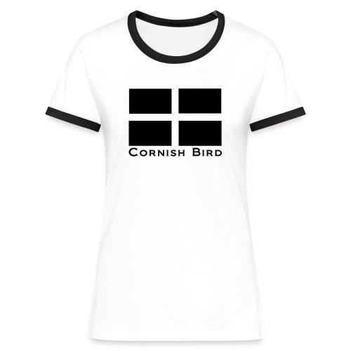 Cornish Bird - Women's Ringer T-Shirt