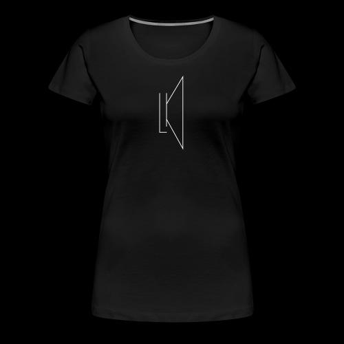 Laut Damenshirt - Frauen Premium T-Shirt