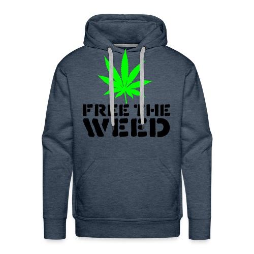 Weed shirt! - Premiumluvtröja herr