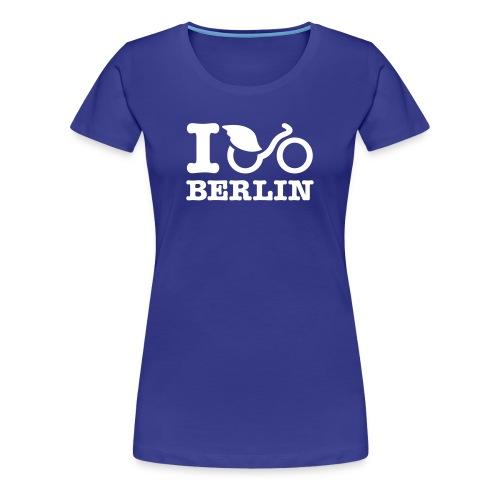 nextbike Berlin | Frauen-T-Shirt - Frauen Premium T-Shirt